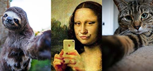 selfie -  Community Manager en Vigo