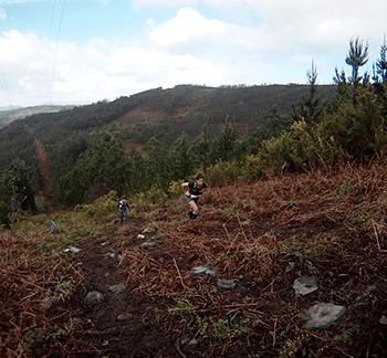 trail running galicia