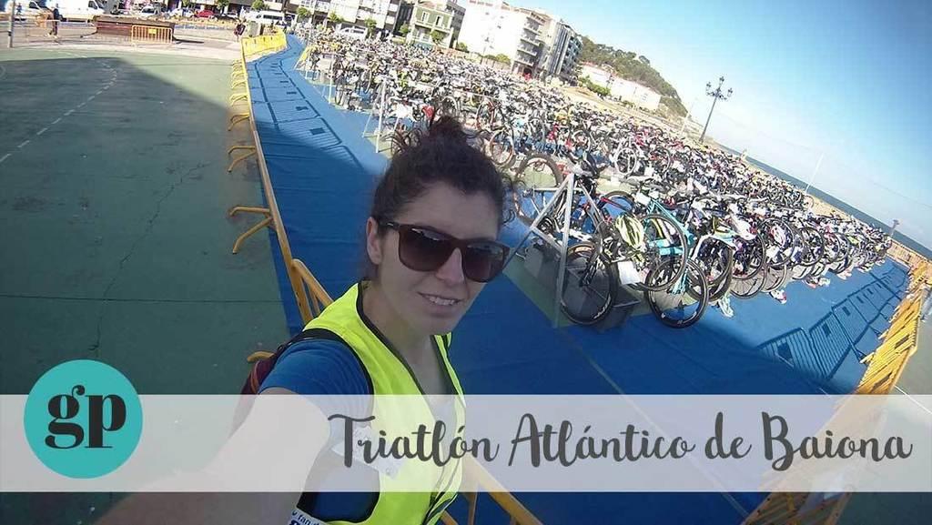 Triatlón Atlántico de Baiona