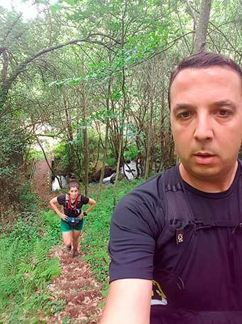 Trail Galaica A Baña
