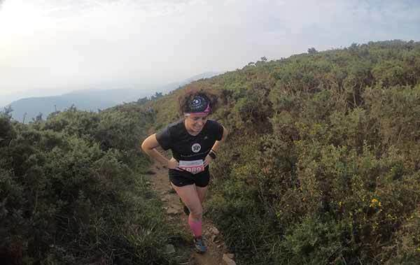carreras trail running