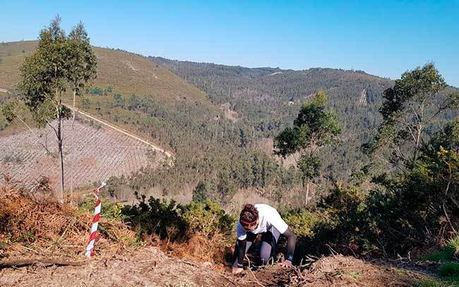 Trail Galaica Ames